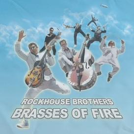 Cover Rockhouser Brothers Brasses of Fire