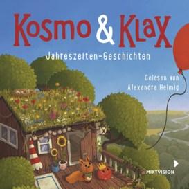 Cover Kosmo & Klax Jahreszeiten-Geschichten