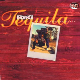 Cover R'n'G - Tequila