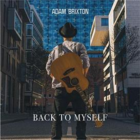 Cover Adam Brixton - Back to Myself