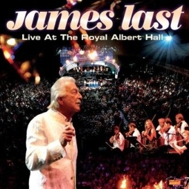 Cover James Last Live at the Royal Albert Hall