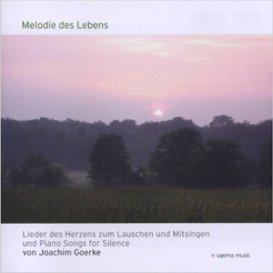 Cover Joachim Goerke Melodie des Lebens