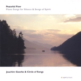 Cover Joachim Goerke Peaceful Flow