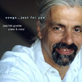 Cover Joachim Goerke Songs... just for you