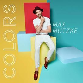 Cover Max Mutzke - Colors