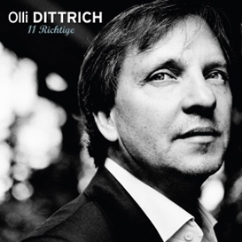 Cover Olli Dittrich 11 Richtige