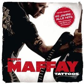 Cover Peter Maffay Tattoos