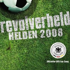 Cover Revolverheld Helden 2008
