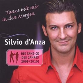 Cover Silvio d'Anza Tanze mit mir in den Morgen