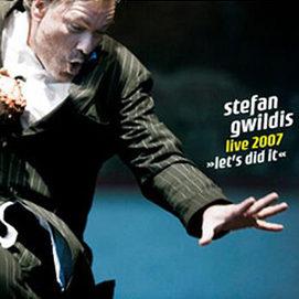 Cover Stefan Gwildis Let's did it