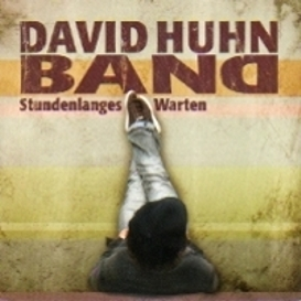 Cover David Huhn Band tundenlanges Warten