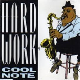 Cover Cool Note Hard Work