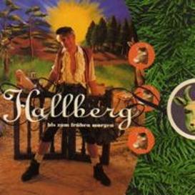 Cover Hallberg Bis zum frühen Morgen