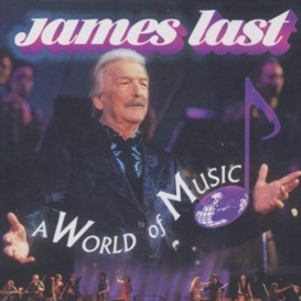 Cover James Last A world of music