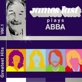 Cover James Last Plays Abba