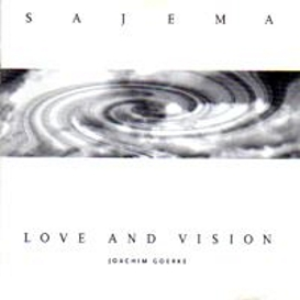Cover Joachim Goerke Love and Vision