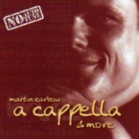 Cover Martin Carbow A capella and more