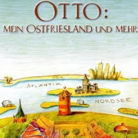 Cover Otto Waalkes Mein Ostfriesland und mehr