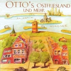 Cover Otto Waalkes Otto's Ostfriesland und mehr