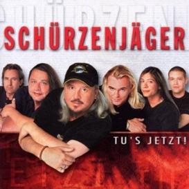 Cover Schürzenjäger Tu's jetzt!