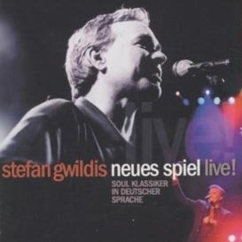 Cover Stefan Gwildis Neues Spiel live
