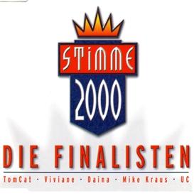 Cover Stimme 2000 Die Finalisten