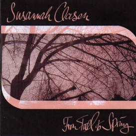 Cover Susannah Clasen From Fall to Spring