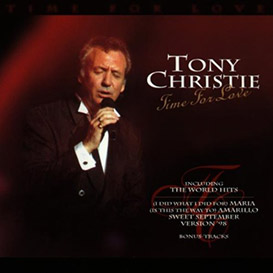 Cover Tony Christie Time for love