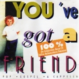 Cover You've got a Friend